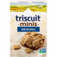 Triscuits Minis Original Crackers - 8 oz