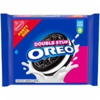 Oreo Double Stuf Chocolate Sandwich Cookies Party Size