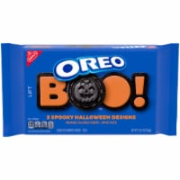 Oreo Spooky Halloween Design Chocolate Sandwich Cookies