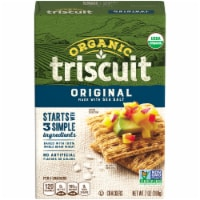 Triscuit Organic Original Crackers