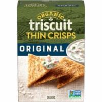 Triscuit Organic Thin Crisps Original Crackers - 6.5 oz