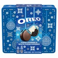 Oreo Fudge Covered Cookies