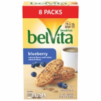 belVita Blueberry Breakfast Biscuits 8 Count