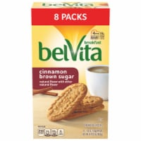 belVita Cinnamon Brown Sugar Breakfast Biscuits 8 Count