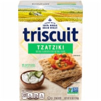 Triscuit Tzatziki Flavored Whole Grain Wheat Crackers