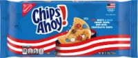 Chips Ahoy! Red White & Blue Candy Chips Chocolate Chip Cookies