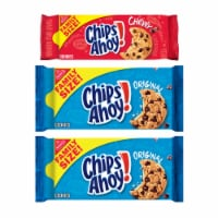 Chips Ahoy! Variety Pack Original & Chewy Cookies