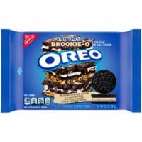 Oreo Brookie-O Chocolate Sandwich Cookies