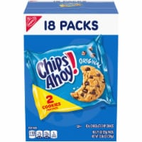 Chips Ahoy! Real Chocolate Chip Cookies - 18 ct / 0.77 oz