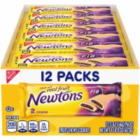 Newtons Fig Fruit Chewy Cookies - 12 ct / 2 oz
