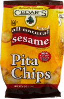 Cedar's Baked All Natural Sesame Pita Chips