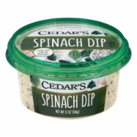 Cedar's Spinach Dip - 12 oz