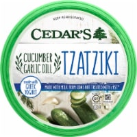 Cedar's Cucumber Garlic Dill Tzatziki - 12 oz