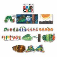 The Very Hungry Caterpillar Bulletin Board Set, 14 Pieces - 1