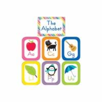 Just Teach Alphabet Cards Bulletin Board Set - 1