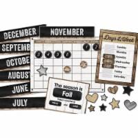 Industrial Chic Calendar Bulletin Board Set - 1