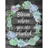 Simply Stylish Bloom Where You Are Planted Chart - 1