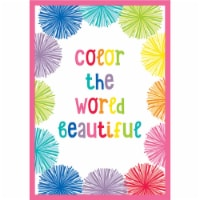 Hello Sunshine Color the World Beautiful Chart - 1