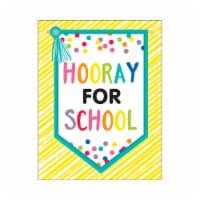 Just Teach Hooray for School Chart - 1