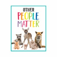 Carson Dellosa CD-114272 Other People Matter Chart - 1