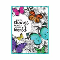 Carson Dellosa CD-114273 Woodland Whimsy Be the Change Chart - 1