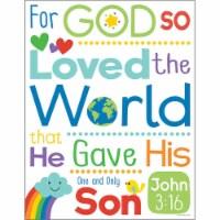John 3:16 Chart - 1