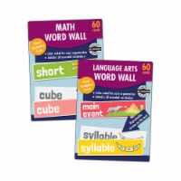 Carson Dellosa CD-145122 Word Wall Bulletin Board Set for Kindergarten