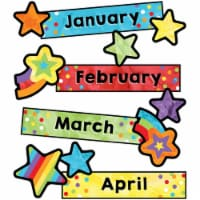 Celebrate Learning Months of the Year Mini Bulletin Board Set, 28 Pieces