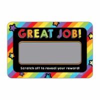 Carson Dellosa CD-101087 Scratch Off Awards Great Job