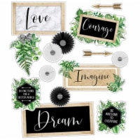 Carson Dellosa Education CD-110510 Simply Boho Inspirational Signs Mini Bulletin Board Set fo