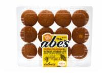 Abe's Golden Cornbread Vegan Muffins
