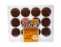 Abe's Vegan Muffins Coconut Carrot