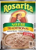 Rosarita Traditional No Fat Refried Beans