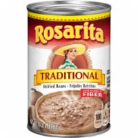 Rosarita Traditional Refried Beans - 16 oz