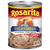 Rosarita Vegetarian Refried Beans - 30 oz