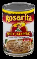 Rosarita Spicy Jalapeño Refried Beans