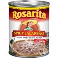 Rosarita Spicy Jalapeno Refried Beans