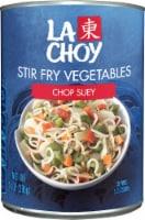 La Choy Chop Suey Vegetables - 14 oz