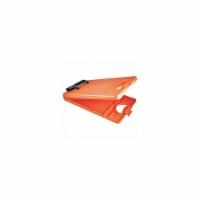 Saunders Storage Clipboard,Letter Sz,Plastic,Orng  00543 - 1