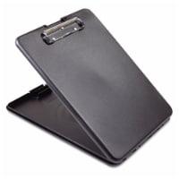 Saunders Clipboard,Letter Size,Plastic,Black  00558 - 1