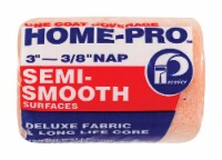 Premier  Home-Pro  Polyester  3 in. W x 3/8 in.  Paint Roller Cover  1 pk - Case Of: 36; Each - Case of: 36