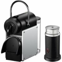 De'Longhi Pixie Single-Serve Espresso Machine with Simplified Water Tank and Aeroccino Milk Frother
