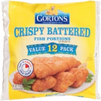 Gorton's Crispy Battered Fish Portions Value Pack