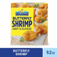 Gorton's Jumbo Butterfly Shrimp with Crunchy Panko Breadcrumbs