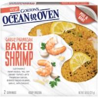 Gorton's Ocean to Oven Garlic Parmesan Baked Shrimp