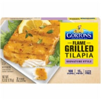 Gorton's Signature Grilled Roasted Garlic & Butter Tilapia Fillets