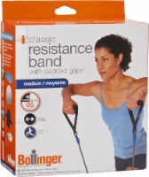 Bollinger® Classic Resistance Band with Padded Grips