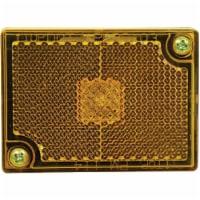 Peterson Rectangular 12 V. Amber Clearance Light V114A - 1