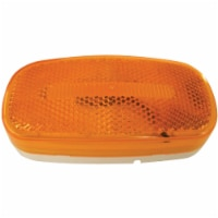 PM® LED Oval Orange Clearance Marker Light - 1 ct