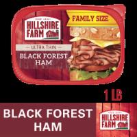 Hillshire Farm® Ultra Thin Black Forest Ham Deli Lunch Meat Family Size - 16 oz